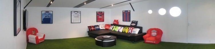 Espace-détente de foot en salle toulouse